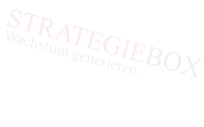Strategiebox Newsletter